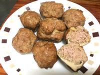 香菇肉丸子-科帥氣炸鍋料理
