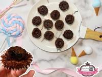 生酮低醣減醣巧克力熔岩蛋糕小v鬆餅機