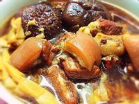 《筍絲香菇控肉》---超下飯