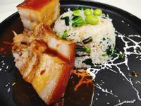 東坡肉菜飯