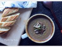 冬季綜合菇濃湯