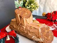 聖誕巧克力蛋糕捲