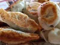 高麗菜素煎餃/水餃