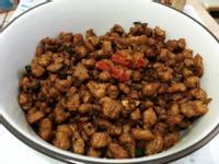 超下飯的醬油炒肉燥