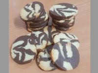 大理石紋餅乾