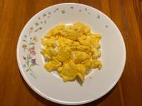 起司炒嫩蛋