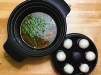 手作鮮肉湯圓+麻辣湯