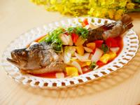 [氣炸料理。糖醋魚]不開油鍋。也能出大菜
