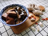 簡單家常滷味海帶與豆乾