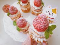 派對、年節小點心🍓草莓千層酥
