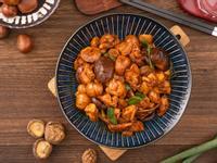 栗子燒雞【年菜食譜】