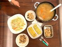 鮭魚菇菇炊飯
