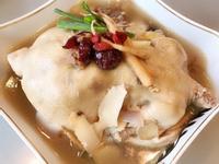 年菜料理 <雞肉> 韓式人蔘糯米雞湯
