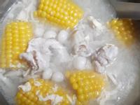 玉米菇菇湯