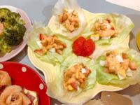 水果龍蝦沙拉
