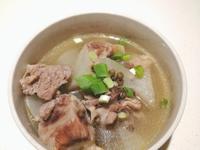 秋冬湯品 <豬肉> 花椒白玉排骨湯