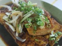 照燒板豆腐 [電磁爐料理]