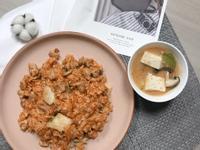 韓式泡菜豬肉炒飯