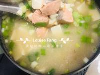 34.鮭魚豆腐味噌湯-快速好喝暖呼呼的