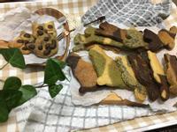 手工餅乾 貓型餅乾(3種口味)