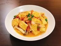 番茄菇菇燒豆腐