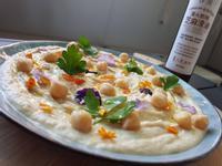 私廚中東鷹嘴豆泥 Hummus-芝麻清油
