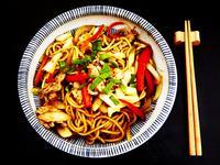 食煮#15 日式咖哩炒麵