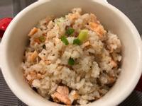 飛利浦萬用鍋-鮭魚炒飯