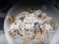 松露油海鮮意粉(附有影片篇)