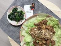 韓式乾烹豬五花
