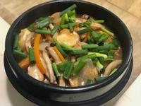 雞肉玉子豆腐鍋