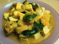 栗子南瓜煨豆腐