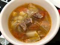 飛利浦萬用鍋-羅宋湯