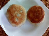 蘿蔔絲餡餅(發麵+燙麵混合版)