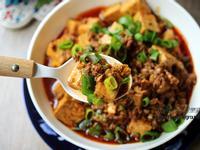 家常版 麻婆豆腐