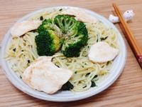 【低蛋白】塔香雞肉義大利麵