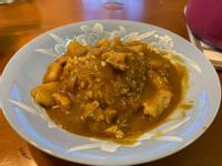 雞肉蘋果咖哩飯(沒有紅蘿蔔)