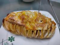 氣炸 手風琴馬鈴薯