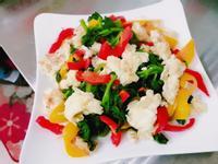 滑蛋燴甜菠菜🐣