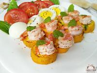香煎櫛瓜蝦仁〞簡易低醣料理