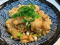 麻油雞菇菇飯