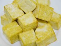 黃金板豆腐