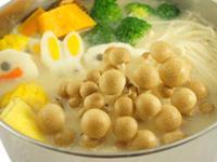 高纖豆乳火鍋