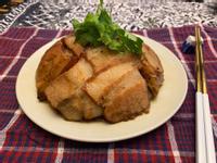 [生酮低醣餐]梅干扣肉 福菜燒白