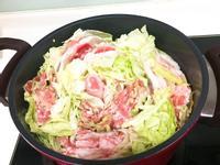 白菜千層豬肉鍋