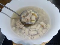四神湯。天冷進補好湯