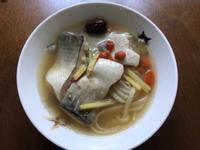 虱目魚肚養生麵 (飛利浦微電鍋)