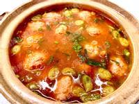 蕃茄丸子湯