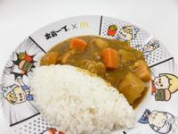 【煮】日式咖喱飯