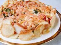 無麵粉焗烤蔬菜鹹派